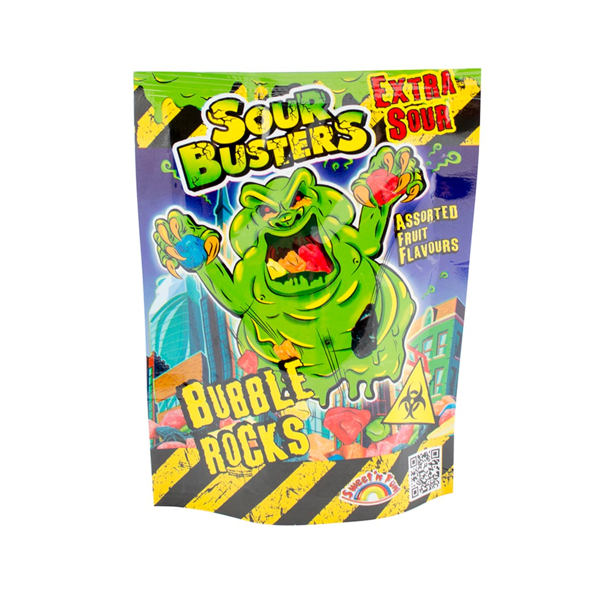 Sour Busters Gum Nuggets