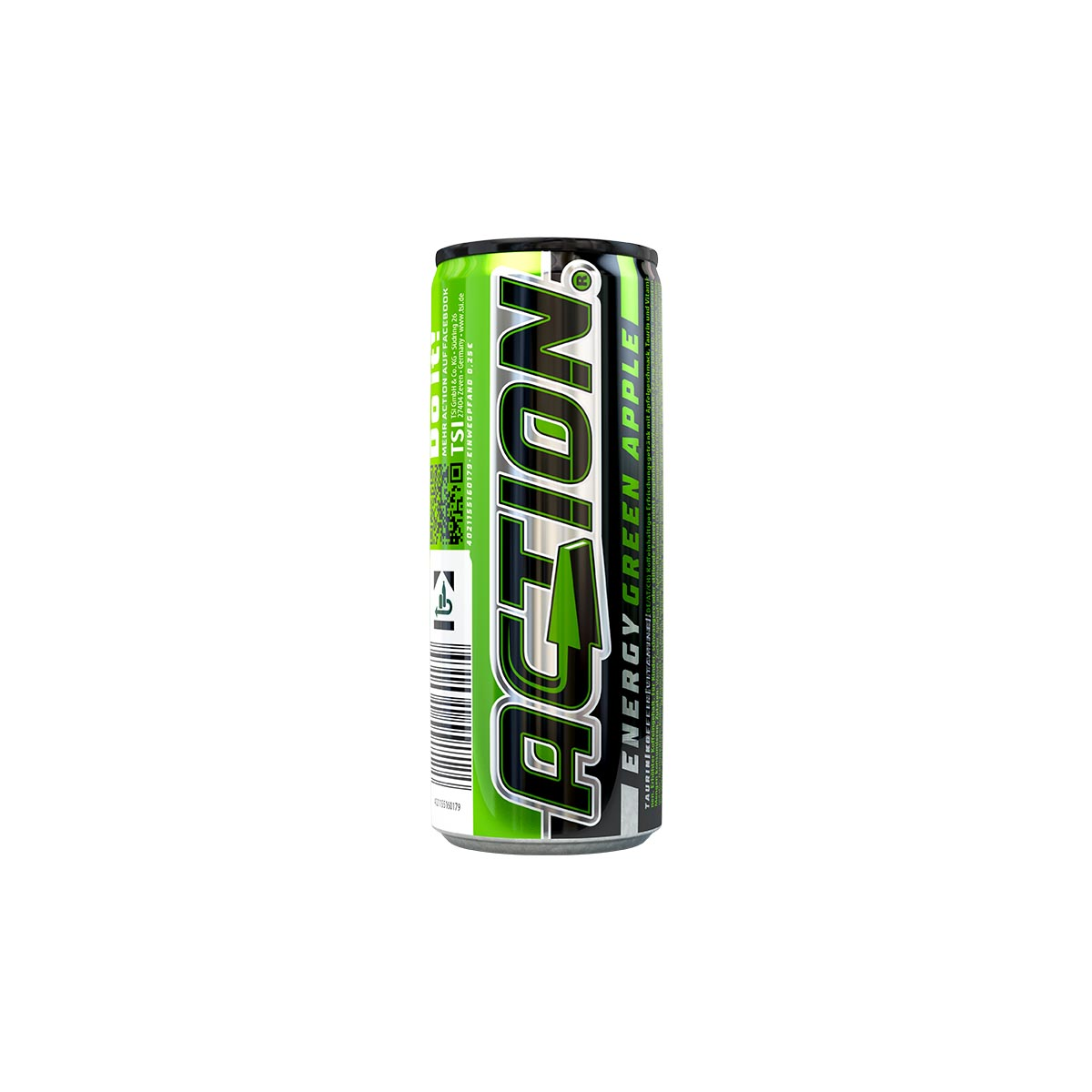 Action Green Apple Energy Drink *DPG*