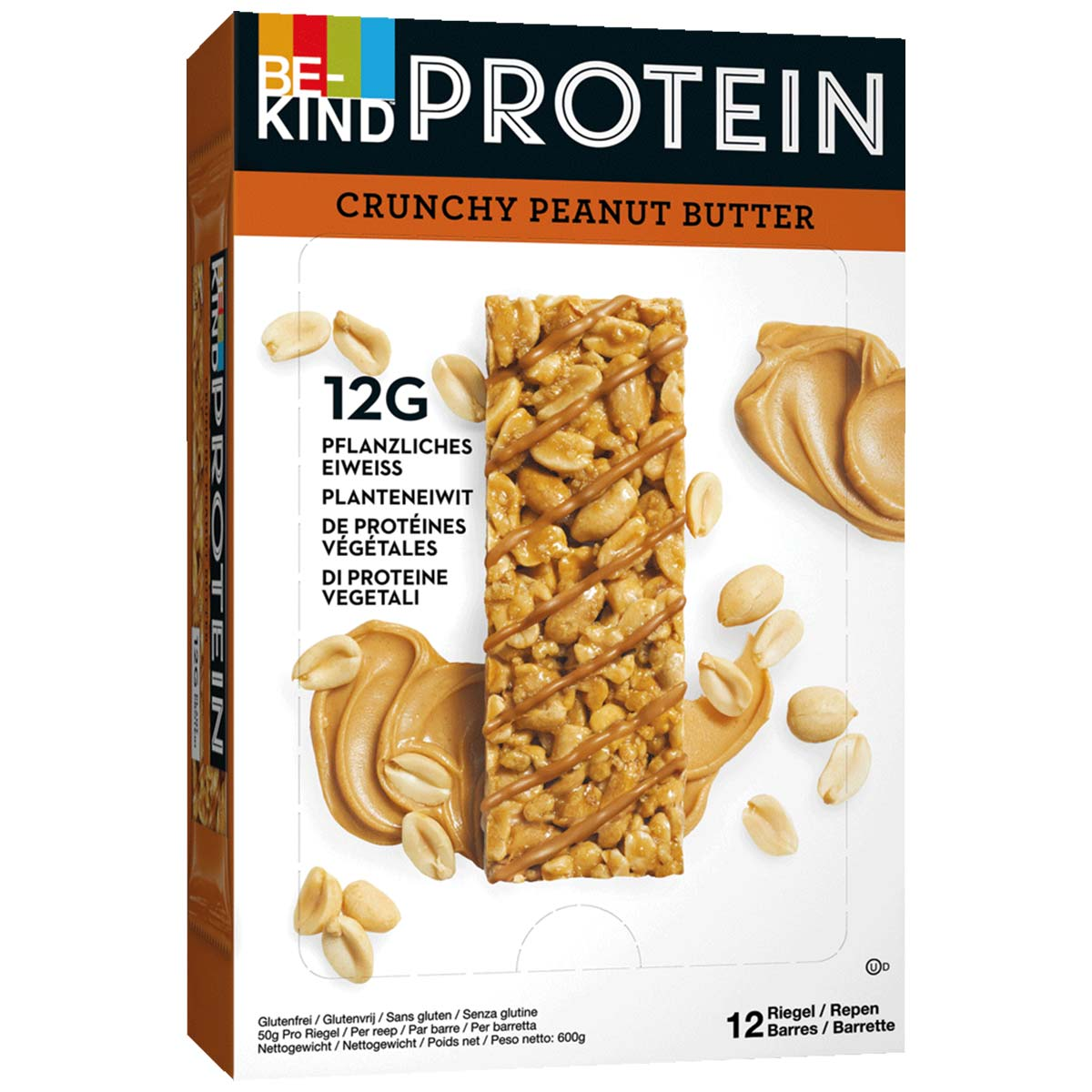 Be-Kind Protein Crunchy Peanut Butter