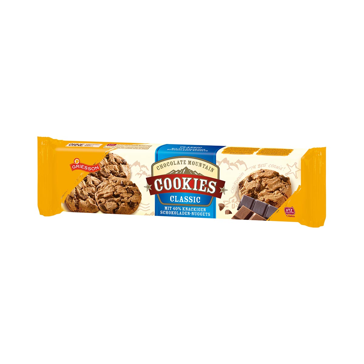 Griesson Chocolate Mountain Cookies